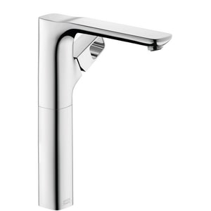 Axor Urquiola 1-Hole Lavatory Faucet (Less Pop-Up) with Single Lever Handle AX11035