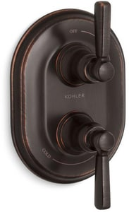 Kohler Bancroft® Thermostat Valve Trim KT10594-4