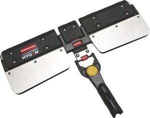 Rubbermaid HYGEN™ Double-Sided Folding Mop Frame in Black R1791676