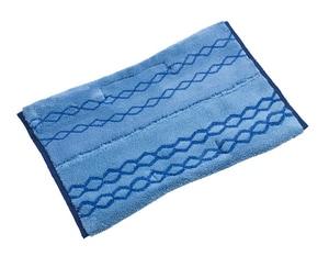 Rubbermaid HYGEN™ Heavy Duty Microfiber Wet Scrub Mop in Blue R1791791