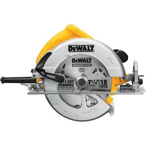 DEWALT Lightweight Circular Saw DDWE575