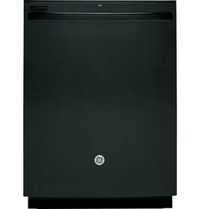General Electric Appliances 24 in. Tall Tube Built-In Dishwasher Hidden Control GGDT530PGD
