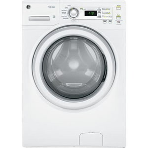 General Electric Appliances 3.6 cf Capacity Front Load Washer in White GGFWN1100DWW