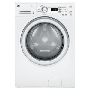 General Electric Appliances 3.6 cf Front Load Washer in White GGFWH1200DWW