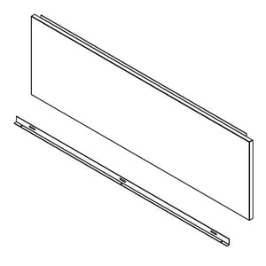 Elkay Panel Kit and L-Bracket EACCESS12X385