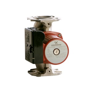 Grundfos 9-Hole Circulator Pump G97523136