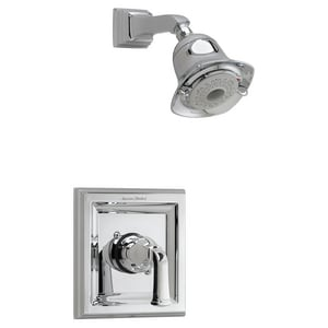 American Standard Town Square® 2 gpm Bath and Shower Trim Kit with Single Lever Handle AT555527