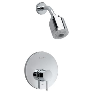 American Standard Serin® Pressure Balance Shower Trim with 3-Function Showerhead AT064507