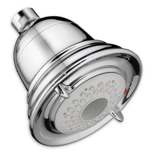 American Standard Flowise® 4-3/4 x 4-1/2 in. 1.5 gpm 3-Function Wall Mount Showerhead A1660113