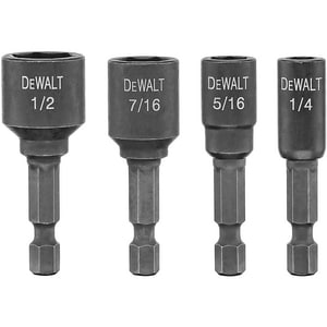 DEWALT Magnetic Impact Ready Nutsetter Set DDW2235IR