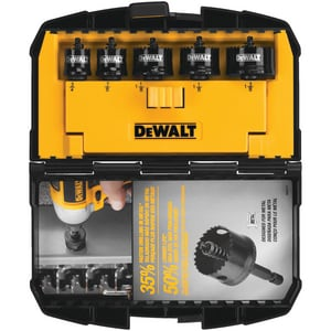 Dewalt Impact Rated-Hole Saw Set DD1800IR5