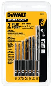 Dewalt 7-Piece Impact Drilling Set DDD5057