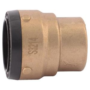 Push Brass Cap SSB04