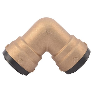 Sharkbite Push Brass 90 Degree Elbow SSB024