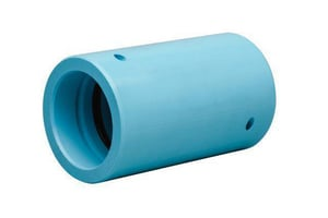 Victaulic 4 in. Aquamarine Pipe and Coupling VT0409000IL-NR