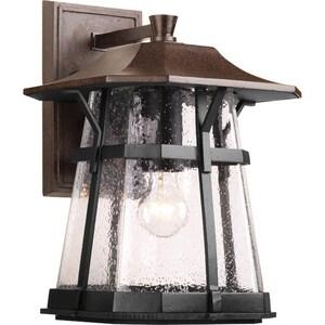 Progress Lighting Derby 15-1/2 in. 100W 1-Light Outdoor Wall Lantern PP5751