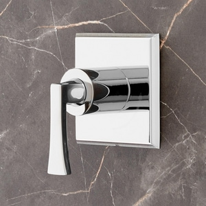 Mirabelle® Vilamonte Single Lever Handle Volume Control Trim MIRVL9007