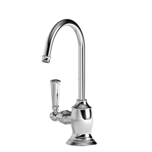 Newport Brass Jacobean 1-Hole Hot Water Dispenser with Single Lever Handle N2470-5613