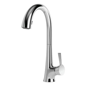 Newport Brass Vespera Pull-Down Kitchen Sink Faucet with Single Lever Handle N2500-5103