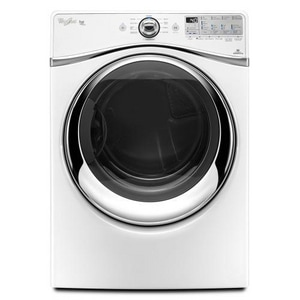 Whirlpool Duet® 27 in. Natural Gas Steam Dryer with Tap WWGD96HEA