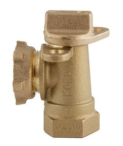 Ford Meter Box 3/4 in. FIP Service Valve FAV91323WNL