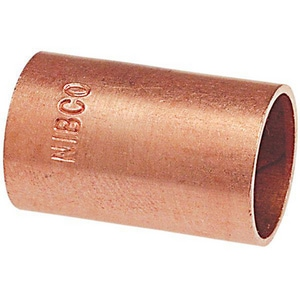 Wrot Copper x Slip Joint Coupling CBCSC