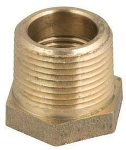 Ford Meter Box MIP x FIP Water Service Brass Bushing FC181NL