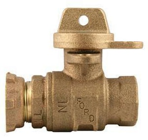 Ford Meter Box Ball Valve FB91223WNL