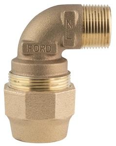 Ford Meter Box MIPT x Grip Joint 90 Degree Bend FL86GNL
