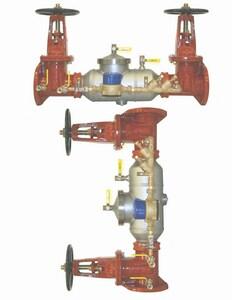 Apollo Conbraco Flanged Stainless Steel Backflow Preventer A4A62E3