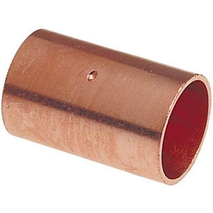 Wrot Copper x Copper Coupling CBCC