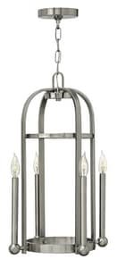 Hinkley Lighting 60W 4-Light Candelabra Chandelier H3013