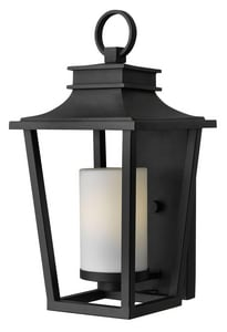 Hinkley Lighting 18-3/10 in. 100W 1-Light Outdoor Wall Lantern H1744