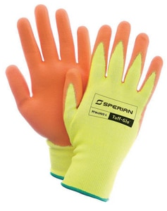Honeywell Tuff-Glo™ L Size Light Weight Protection Glove in Yellow HPF541HVZL