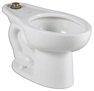 American Standard Madera™ Elongated Toilet Bowl in White A3043001020