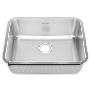 American Standard Prevoir™ 18 ga 1-Bowl Undermount Kitchen Sink A14SB251900