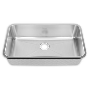 American Standard Prevoir® 1-Bowl Undermont Kitchen Sink in Stainless Steel A14SB331900073