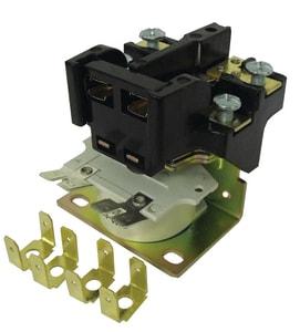 Supco 24V 2-Pole Contactor SSMC11
