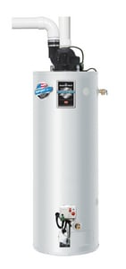 Bradford White Defender Safety System® Light Duty Commercial Natural Gas Water Heater with Combustible BPDX50S60FB3N