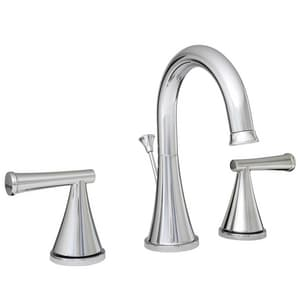 PROFLO® Double Lever Handle Widespread Lavatory Faucet PFWS2860