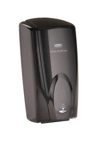Rubbermaid TC® AutoFoam Touch and Free Soap Dispenser in Black and Black Pearl RFG750127
