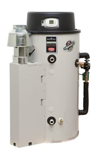 Bradford White 19900 BTU Natural Gas Ultra Low NOx Water Heater BU100L199E3N
