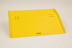 Eagle Manufacturing 5 in. Portable Poly Dockplate E1797