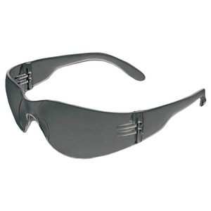 ERB Safety Safety Glasses with Smoke Frame & Smoke Lens E17941
