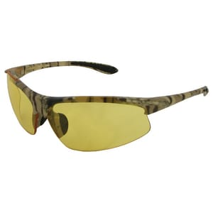 ERB Safety Commandos® 4-1/2 in. Safety Glasses with Camouflage Frame E186