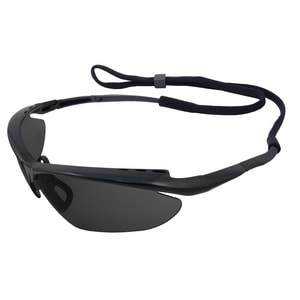 ERB Safety NightFire® Safety Glasses with Black Frame E1797