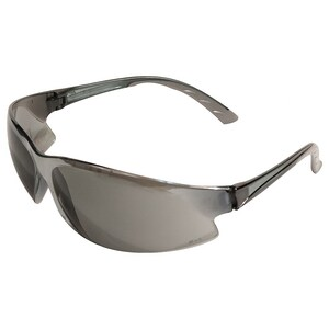 ERB Safety Superbs® Safety Glasses with Pewter Frame & Smoke Lens E16501