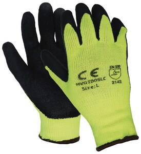 ERB Safety 10-1/2 in. Latex Coated String Glove E14506