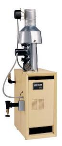 Weil Mclain CGa™ Series 2 105 MBH 4 Pidl LP Boiler W381357832