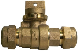 A.Y. McDonald CTS Compression Tube Ball Valve M76104Q